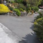 ST Concrete Contracting Concrete Driveway